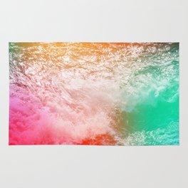 Waves of Color Rug