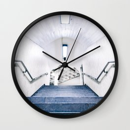 Montreal Subway   Métro de Montréal Wall Clock