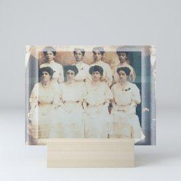 UPR RP  - First class graduation of teachers - 1907 Mini Art Print