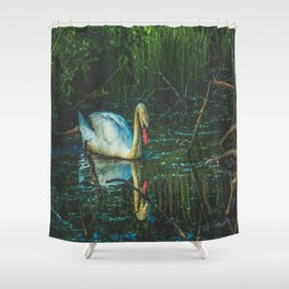 WHO IS THE FAIREST Shower Curtain
