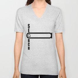 Search Unisex V-Neck