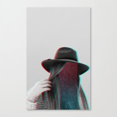 Faceless - 2 Canvas Print
