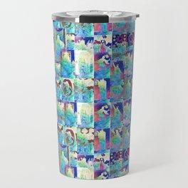 Soft Tarot Print - Major Arcana Travel Mug