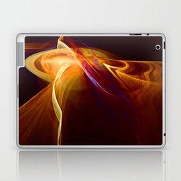 Molten Lava Flow Laptop & iPad Skin