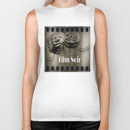Film Noir Biker Tank