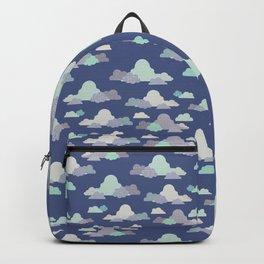 Clouds - Dream Big and Aim High Backpack