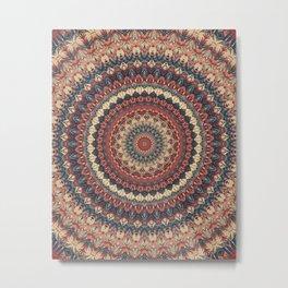 Mandala 595 Metal Print