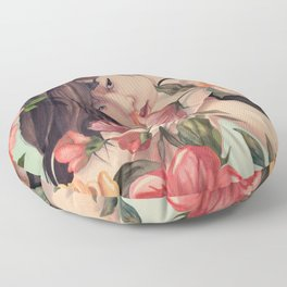 Steal Blossom Floor Pillow