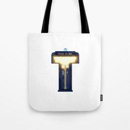 Geek letter T Tote Bag