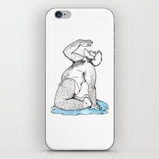 Hank iPhone & iPod Skin