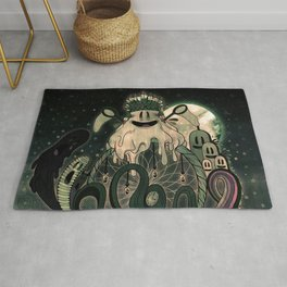 The Dream Catcher: Old Hag's Bane Rug