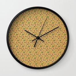 Retro CiTLW  001 Wall Clock