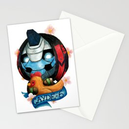 Cayde Chicken Stationery Cards