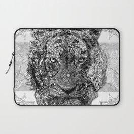 mandala tiger Laptop Sleeve