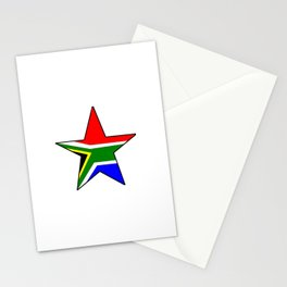 flag south africa 3,  African,Afrikaans,Mandela,apartheid, Johannesburg,Soweto,Pretoria,Durban,Tembi Stationery Cards