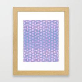 bleaching Framed Art Print