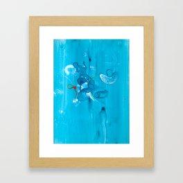 Moments 6 Framed Art Print