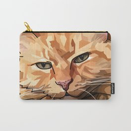 Louie Cat Carry-All Pouch