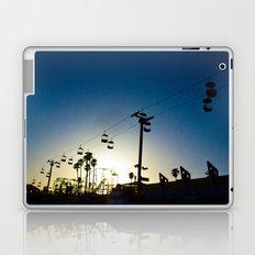 Sunset at the Boardwalk Laptop & iPad Skin