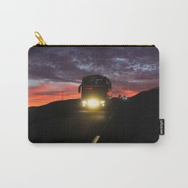 Panamericana Norte Carry-All Pouch