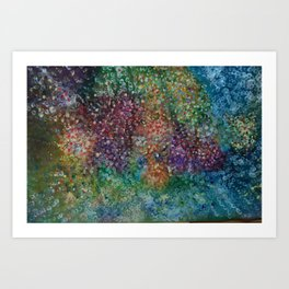 Dowse Painting Art Print