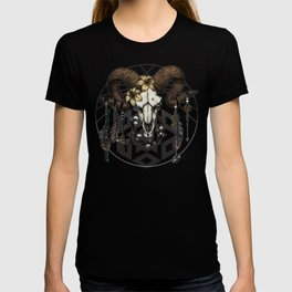 Bestial Crowns: The Ram T-shirt