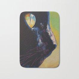 Cat Eye Bath Mat