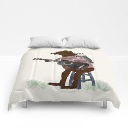 guitar song Comforters