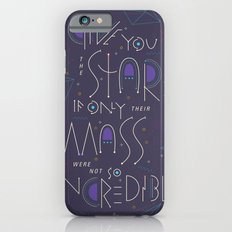 Haikuglyphics - Dear Someone iPhone 6s Slim Case
