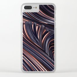 Dear Tribe Clear iPhone Case