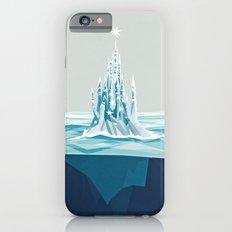 Iceberg castle iPhone 6s Slim Case