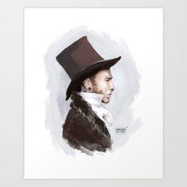 DANDI Art Print