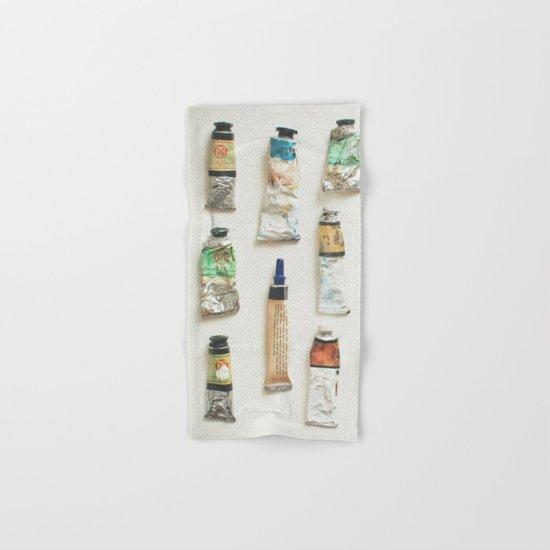 Oils Hand & Bath Towel