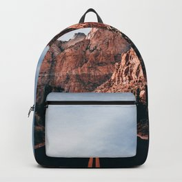 Roads of Zion Backpack