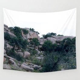 enchanted rock  Wall Tapestry