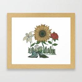 Stolen Framed Art Print