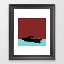 Marlboroo Framed Art Print