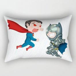 B v S Rectangular Pillow