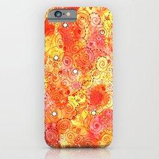 Swirls iPhone 6s Slim Case