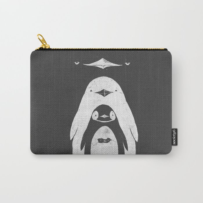 Penguinception - The Penguins Carry-All Pouch