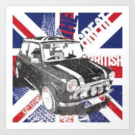 the great british Art Print