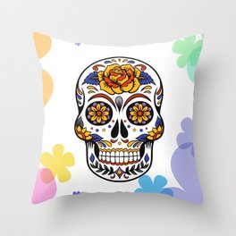 Scullart Throw Pillow