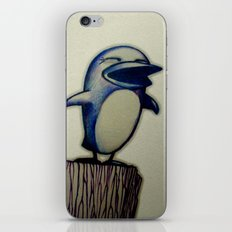 Daily Doodle - Linux iPhone & iPod Skin