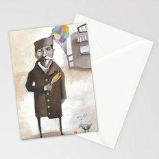 Alferd Packer's Uneaten Corn Dog Stationery Cards