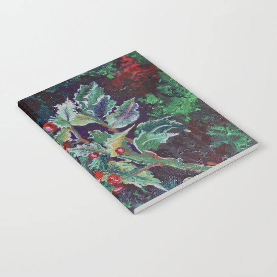 Have a Holly Jolly Christmas Notebook