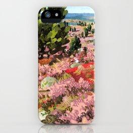 Heath iPhone Case