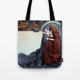 FATED : The Silent Oath - Norns  Tote Bag