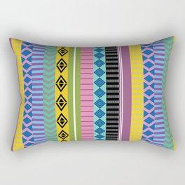 Boliviana two Rectangular Pillow