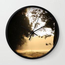 Way... Wall Clock