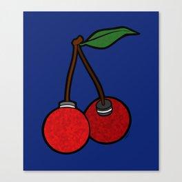 Cherrie Bombs Canvas Print